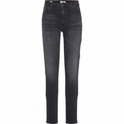 トミー ジーンズ Tommy Jeans レディース ジーンズ・デニム ボトムス・パンツ High-Waisted Skinny Jeans Black