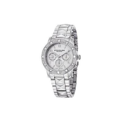 ストゥーリングオリジナル腕時計Stuhrling Original レディース 697.01 Symphony Nobilis  ディスプレイ スイス クォーツ  腕時計