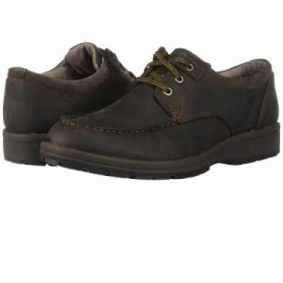 ハッシュパピー 革靴・ビジネスシューズ Beauceron MT ICE+ Dark Brown Leather