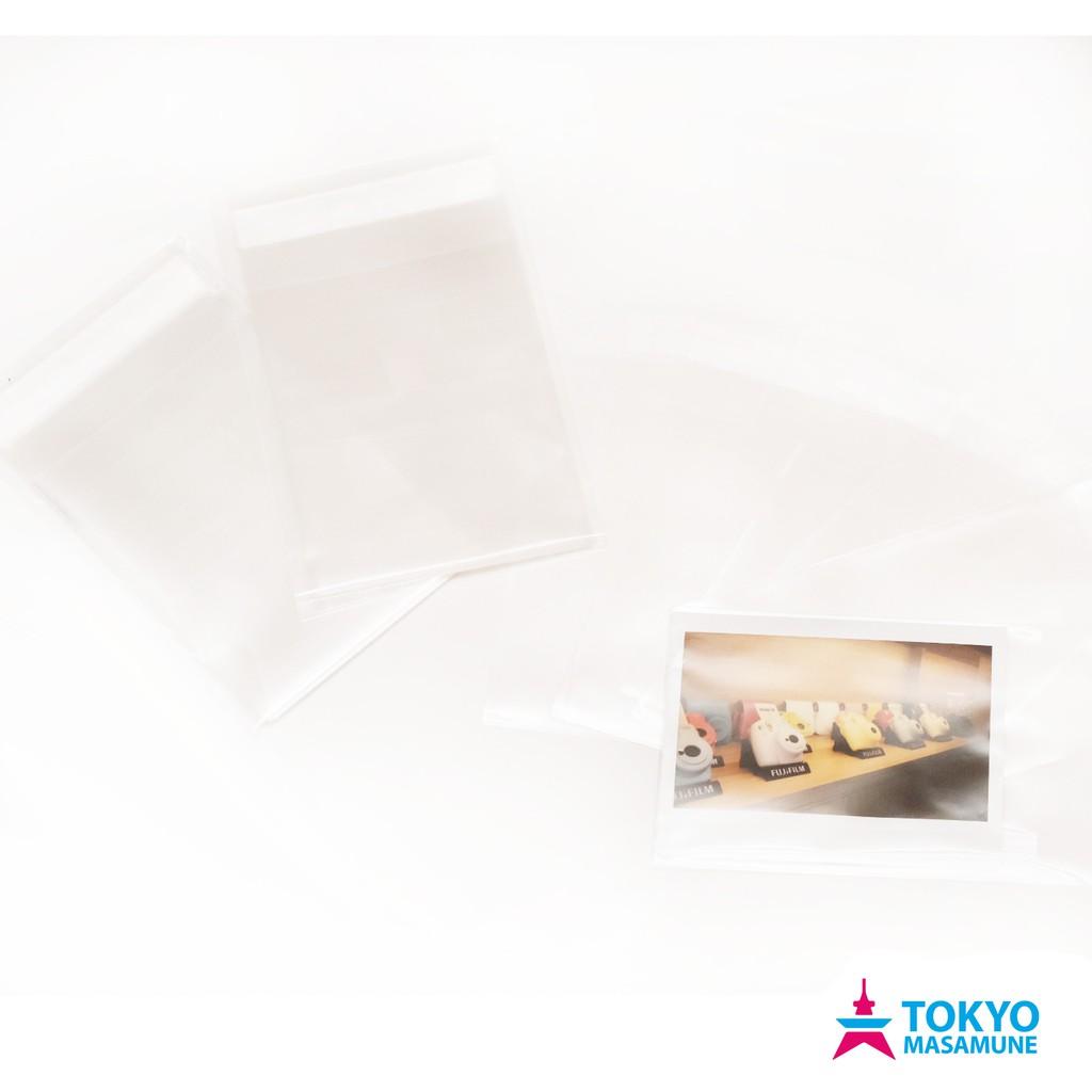 富士 instax wide 210 300 拍立得 底片 專用 透明 自黏 保護套 20枚入