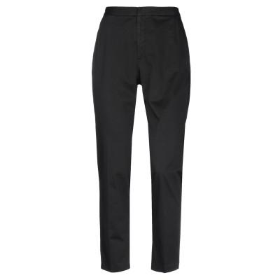 BARBA Napoli パンツ ブラック 42 コットン 98% / ポリウレタン 2% パンツ