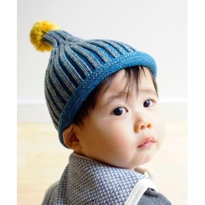 MAZEMAZE / コーン ニットキャップ KIDS 帽子 > ニットキャップ/ビーニー