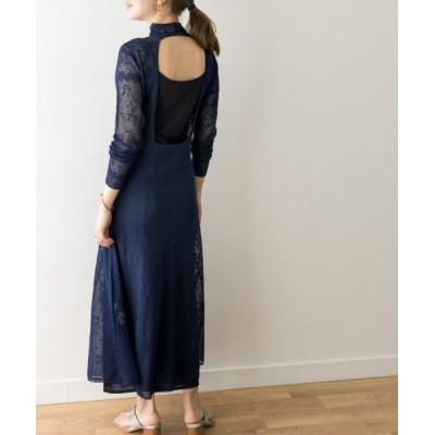 URBAN RESEARCH/アーバンリサーチ BY MALENE BIRGER LAMPAS Dress Night Blue M