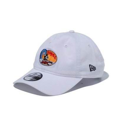 NEWERA 9THIRTY ディズニー SUMMER FUN ミッキーマウス ホワイト 12556458