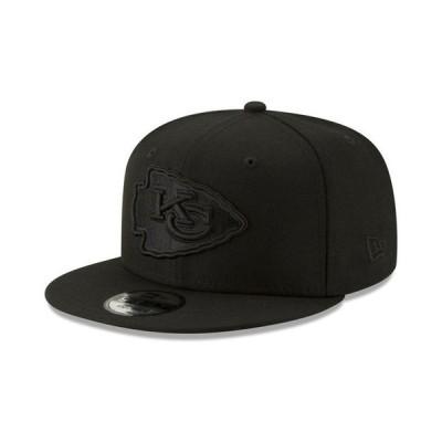 ニューエラ メンズ 帽子 アクセサリー Kansas City Chiefs Basic 9FIFTY Snapback Cap