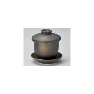 和食器備前吹小むし碗/大きさ・7.2×8.5cm・170cc