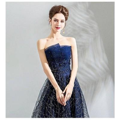 ウェディングドレス ドレス 長袖 ミモレ丈 ブライダル パーティードレス・結婚式・二次会・謝恩会・披露宴 ウエディングドレス 花嫁ドレス