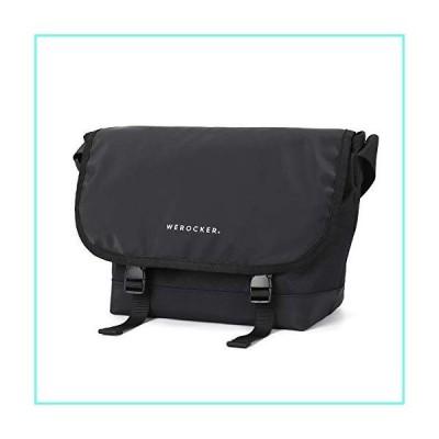 Small Black Crossbody Shoulder Messenger Bag For Men Women Kids Boys Girls Teens, Lightweight Waterproof Mini Side Bag Messenger Bag For Mid