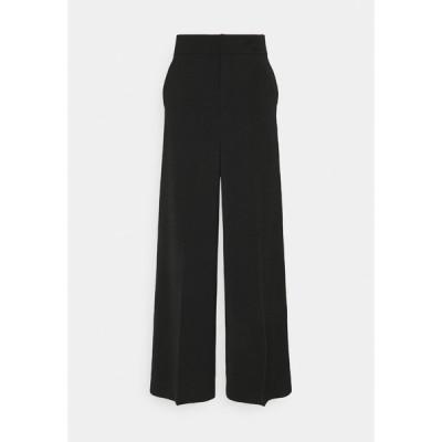 インウェア カジュアルパンツ レディース ボトムス ADIA WIDE PANT - Trousers - black