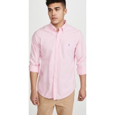 (取寄)ポロ ラルフローレン GD オックスフォード シャツ Polo Ralph Lauren GD Oxford Shirt Pink