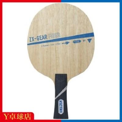 最安値挑戦中!ヴィクタス (VICTAS)  ゼクスギアファイバーFL ZX-GEAR FIBER  シェークハンド卓球ラケット