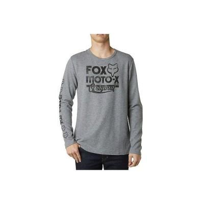 フォックスレーシング カジュアル シャツ ウェア Tシャツ トップス Fox Racing - Fox 長袖 Tシャツ - Scripted Thermal