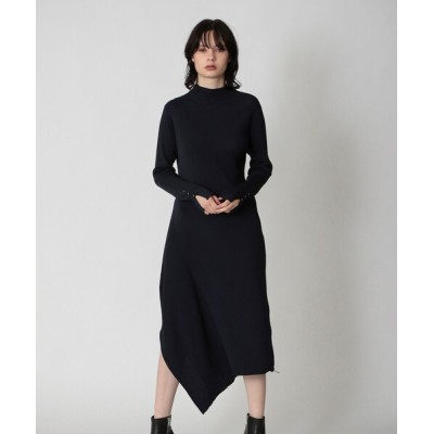 LOVELESS / サイドZIP ニット ドレス WOMEN ワンピース > ワンピース