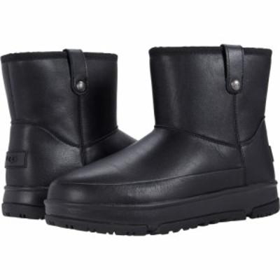 アグ UGG レディース シューズ・靴 Classic Weather Mini Black