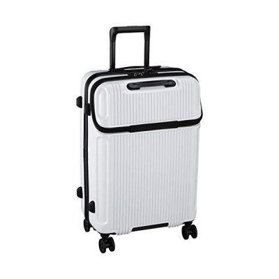 ハードジッパースーツケース GRE2179 グリーンワークス 48L 56 cm 3.6kg ホワイト