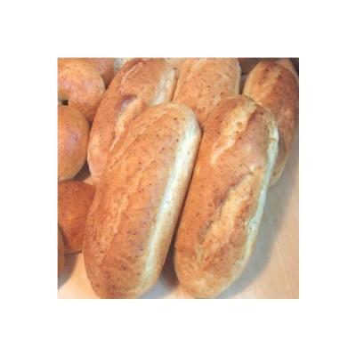 無添加 胚芽玄米パン バケット(プレーン)手作り 冷凍