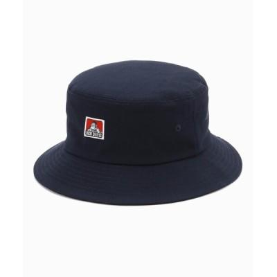 FREAK'S STORE / BEN DAVIS/ベンデイビス 別注 LOGO TWILL BACKET HAT/ロゴ ツイル バケット ハット MEN 帽子 > ハット