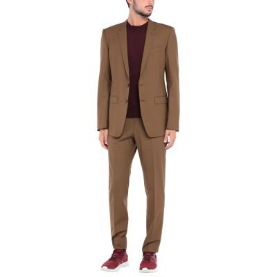 ドルチェ & ガッバーナ DOLCE & GABBANA スーツ ブラウン 48 バージンウール 98% / ポリウレタン 2% スーツ