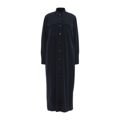 デパートメント 5 DEPARTMENT 5 7分丈ワンピース・ドレス ダークブルー S コットン 100% 7分丈ワンピース・ドレス