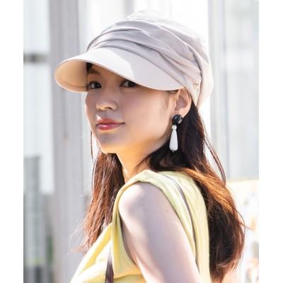 帽子屋ONSPOTZ / イロドリ レディース IRO パルフェ irodori WOMEN 帽子 > キャスケット