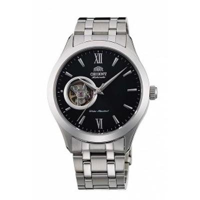 腕時計 メンズ オリエント ORIENT 自動巻き RN-AG0001B ブラック ブラック