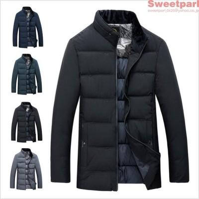 冬服 中綿ジャケット 立ち襟ジャケット メンズ 40代 おしゃれ 秋冬 アウター キルティング 中綿入り シンプル メンズファッション