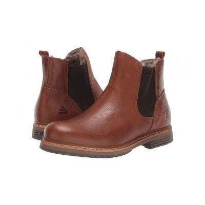 Bullboxer レディース 女性用 シューズ 靴 ブーツ チェルシーブーツ アンクル Sally - Cognac