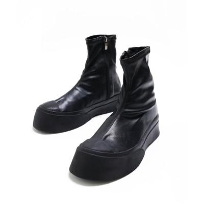 minsobi / [minsobiレディース限定]厚底ブーツ WOMEN シューズ > ブーツ
