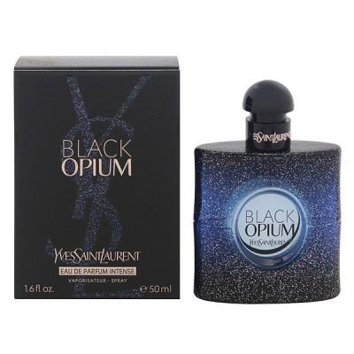 イヴサンローラン ブラック オピウム インテンス オーデパルファム スプレータイプ 50ml YVES SAINT LAURENT 香水 BLACK OPIUM INTENSE