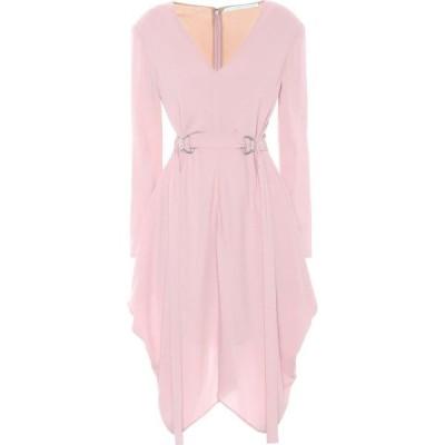 ステラ マッカートニー Stella McCartney レディース パーティードレス ワンピース・ドレス Crepe sable dress Ballet Pink