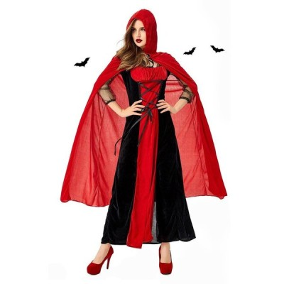 2019新作大きいサイズS?XLヨーロッパプリンセス 宮廷ドレス ロングスカート ハロウィン衣装 大人用 女性用 ハロウィン 衣装 レディース ハロウィーン