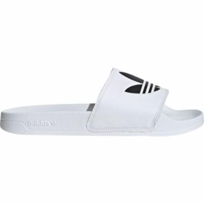 アディダス adidas メンズ サンダル シューズ・靴 Adilette Lite Slides White/Black