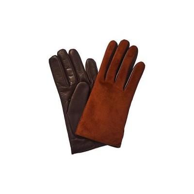 レディース アクセサリー  Portolano Suede & Leather Glove