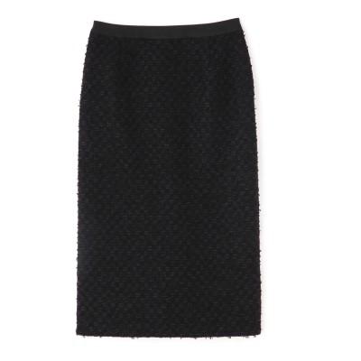 ADORE(アドーア)/ペーパーヤーンツイードタイトスカート