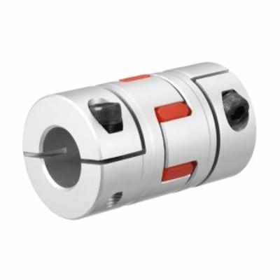 uxcell ユニバーサルジョイント フレキシブルカップリングジョイント シャフトカップリング 19mmへボア19mm サーボモータ用 66×40