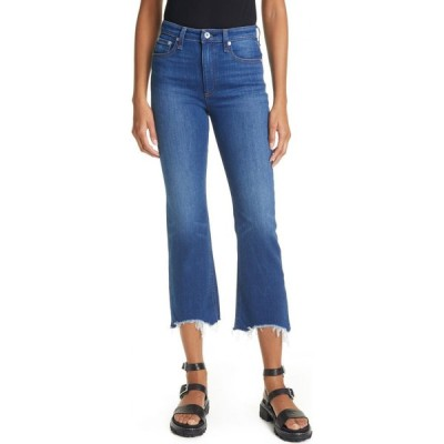 ラグ&ボーン RAG & BONE レディース ジーンズ・デニム ボトムス・パンツ Nina High Waist Frayed Ankle Flare Jeans Crossfield
