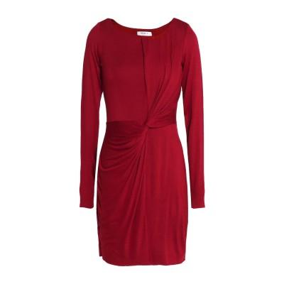 BAILEY 44 ミニワンピース&ドレス ボルドー M レーヨン 95% / ポリウレタン 5% ミニワンピース&ドレス