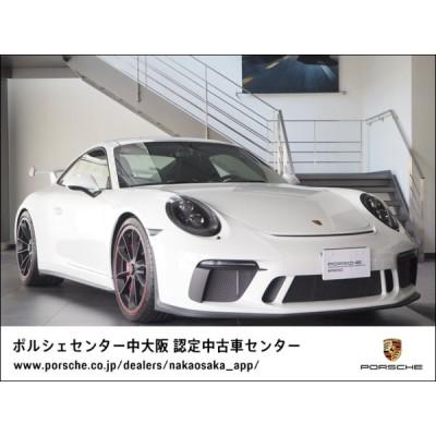 911 GT3 レザーインテリアPKG/スポクロ