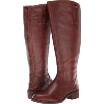 フランコサルト Franco Sarto レディース ブーツ シューズ・靴 Becky Wide Calf Cognac Leather