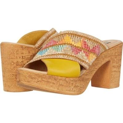 スプリングステップ Spring Step レディース サンダル・ミュール シューズ・靴 Tribeca Yellow Multi