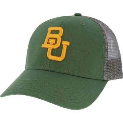 リーグレガシー League-Legacy メンズ キャップ トラッカーハット 帽子 Baylor Bears Green Lo-Pro Adjustable Trucker Hat
