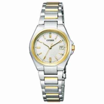 【送料無料】シチズン EW1384-66P レディース腕時計 シチズンコレクション【CITIZEN EW138466P エコドライブ】