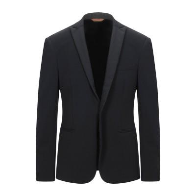 57 T テーラードジャケット ブラック 50 バージンウール 87% / ナイロン 11% / ポリウレタン 2% テーラードジャケット