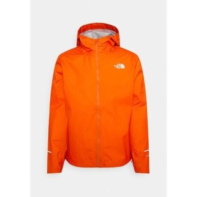 ノースフェイス ジャケット&ブルゾン メンズ アウター FIRST DAWN PACKABLE JACKET MONTER - Hardshell jacket - flame