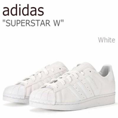 アディダス スニーカー ADIDAS メンズ レディース SUPERSTAR W WHITE ホワイト BY9175 シューズ