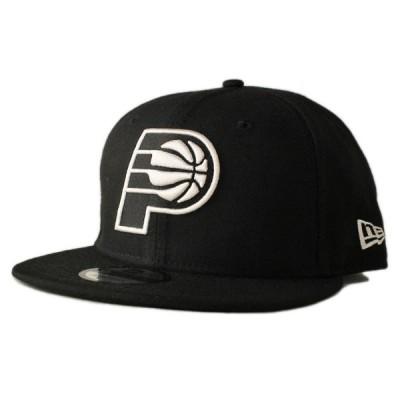 ニューエラ スナップバックキャップ 帽子 NEW ERA 9fifty メンズ レディース NBA インディアナ ペイサーズ bk