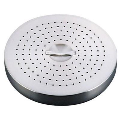 蒸し器 料理道具 / エレックマスター用18-8スチームプレート 深 20cm用 寸法: H33mm