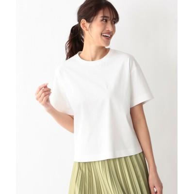 tシャツ Tシャツ 【ドレスTシャツ】クルーネックT