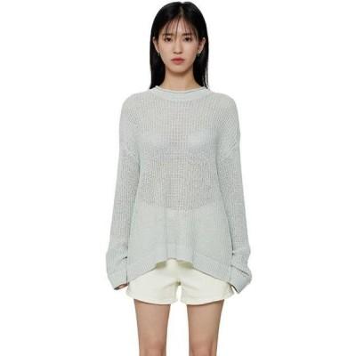 somedayif レディース ニット/セーター Herdi Rouge Knitwear Top