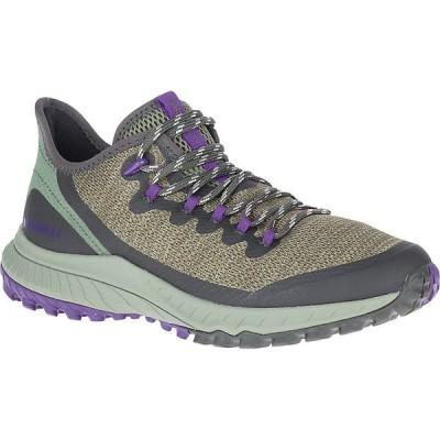 メレル シューズ レディース ハイキング Merrell Women's Bravada Shoe Sage